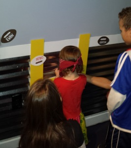 pin the football